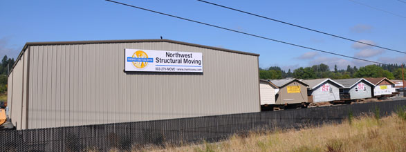 NW Structural Moving Office