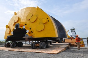 Industrial Marine Structural Moving Services