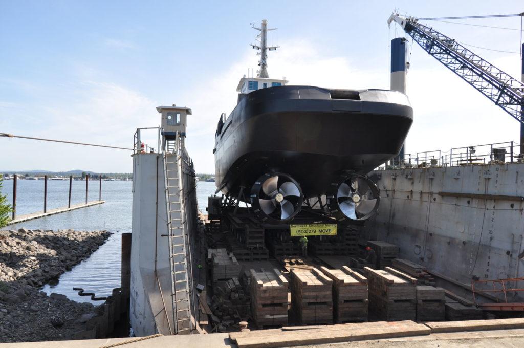 Tugboat 5